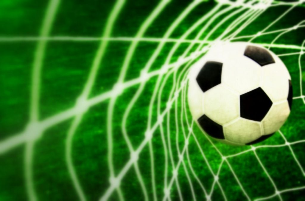 soccer in back of net goal online betting soccer new zealand